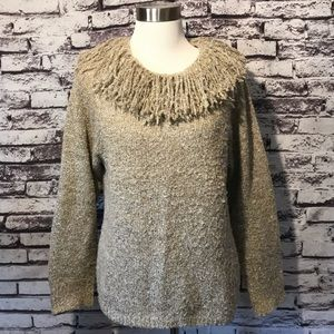 Norton McNaughton Tassels Sweater